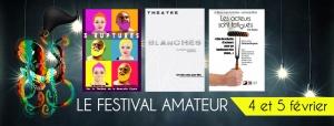 Blanches au Grau du Roi festival de théâtre amateur