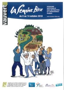 semaine bleue vauvert 11-10-20181